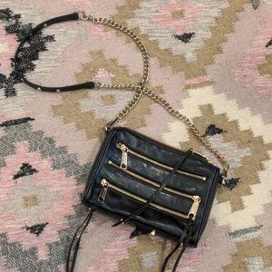 Rebecca Minkoff Crossbody Zipper Bag